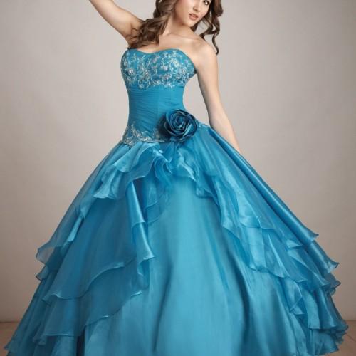 Vestido Debutante Princesa